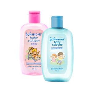 Johnson's Baby Cologne Set (Happy Berries & Slide ) 125 ml