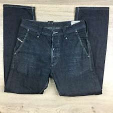 Diesel Industry Men's Jeans Gualbon Size W29 L32 Actual W31 L29 (S12)