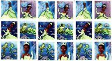 Disney 3 Sheets Princess & the Frog Tiana Scrapbook Stickers