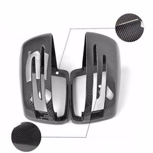 G500 G63 Carbon Fiber Mirror Cover For Mercedes GLE GLS W166 X166 SPECIAL OFF
