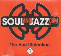 THE HURST SELECTION VOLUME 1 Various Artists NEW & SEALED SOUL JAZZ CD NU SOUL