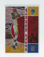 Kevin Durant Winner Stays Optic Tmall China Panini Red Wave SP Insert Prizm #18