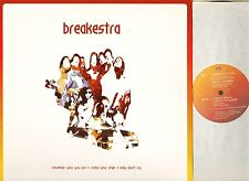 """BREAKESTRA remember who you are/baby don't cry RR003 EP france 2001 12"""" PS EX/EX"""