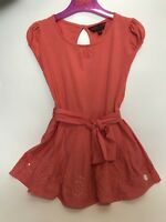 Baby Girls TED BAKER Summer Dress Age 18-24 Months VERY GOOD CONDITION