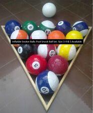 Snookball  poolball pool soccer balls footpool billiard soccer ball Snook balls