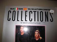 1995-1996 Autumn & Winter Collections Milan/Madrid Vol 1 Fashion Book Japan Gap