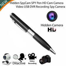 Full HD Mini Security Camera Pen USB Cam DVR Camcorder Video Audio Recorder