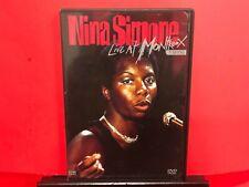 Nina Simone - Live at Montreux 1976 (DVD, 2005) -B623