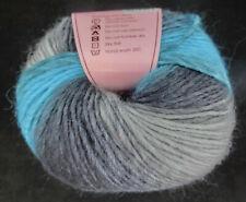 100 g AMITOLA GRANDE, Louisa Harding, Farbverlaufsgarn mit Seide, Fb. 516  #3993