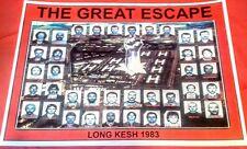 THE GREAT ESCAPE LONG KESH 1983 IRISH REPUBLICAN A3 POSTER THE MAZE PRISON
