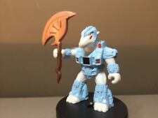 Battle Beasts - Pillaging Polarbear - #48 - Complete With Rub and Accessories