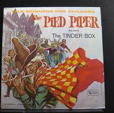 Famous Theatre - The Pied Piper Also The Tinder Box LP Mint- UAC-11017 Record