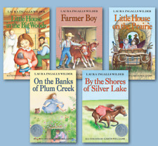 Little House in the Big Woods+ Laura Ingalls Wilder (Paperbacks) Full-Color Eds.