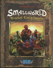 Small World Pocket Encyclopedia Days Of Wonder Board Game DOW 790019