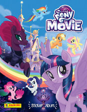 Panini My Little Pony Movie Sticker Album/Collection SINGLE STICKERS ONLY BULK