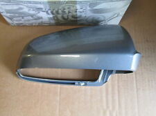 NEW GENUINE AUDI A3 A4 A6 RIGHT DOOR MIRROR CAP COVER QUARTZ GREY 8E0857508BY7G