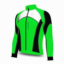 Abbigliamento verde per ciclismo taglia XXXL
