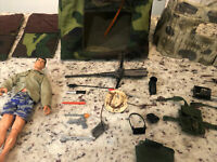 Vintage 21st Century Toys The Ultimate Soldier Set Accessories Lot