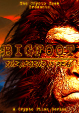Bigfoot:The Legend is Real (2020,DVD) The Ultimate Bigfoot Documentary!