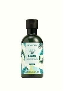 THE BODY SHOP Joy & Jasmine Shower Gel 250ml – SPECIAL EDITION –VEGAN