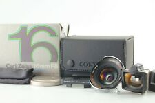 【MINT BOX】 Contax Carl Zeiss G Hologon 16mm f8 T Viewfinder for G1 G2 JAPAN