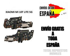 CONECTOR PUERTO DE CARGA PARA XIAOMI MI 10T LITE 5G CONECTOR MICRO USB ANTENA