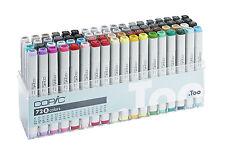 Copic Marker troppo. - 72B Set - 72 colori unici-RICARICABILI CON INCHIOSTRI Copic