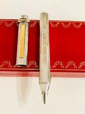 Penna Cartier a sfera argento 925