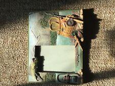 Fishing Photo Frame Lots of Detail