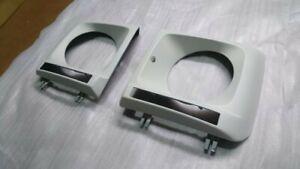 FOR MERCEDES Benz W463 G500/G350/G63 Headlight Cover Frame Primed White