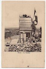CARTOLINA 1913 HOMS IN VEDETTA RIF 9922