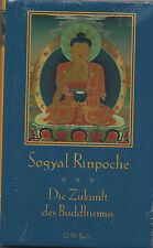 DIE ZUKUNFT DES BUDDHISMUS - Sogyal Rinpoche BUCH - NEU