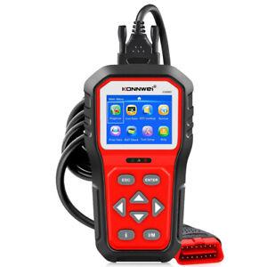 NEW KONNWEI KW860 OBD2 Car Scanner Obd 2 Automotive Diagnostic Tool Free Update