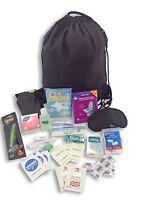 40 piece Festival kit Camping kit Survival kit ESSENTIAL Kit - Music Kit Unisex