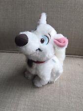 BOLT Movie Plush White Lightening SUPER DOG Disney