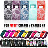 Ultra Slim Fashion Silicone Sleeve Case Band Cover for Fitbit Charge / Charge HR