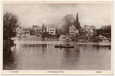 P.C Twickenham Ferry On River Thames London Middlesex R P Good Cond P U 1924