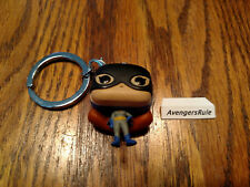 Batman The Animated Series Mystery Funko Pocket Pop! Keychain Batgirl