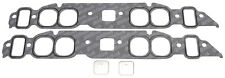 "Edelbrock 7203 Intake Manifold Gaskets Big Block Chevy Oval Port 1.82"" x 2.05"""