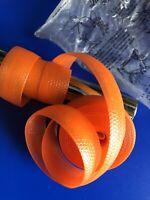 Schwinn Hunt-Wilde Orange Handlebar Flexon Tape Wrap Vintage 70's NOS