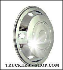 """FRONT SWEDISH STYLE  WHEEL TRIMS STAINLESS STEEL 17.5"""""""