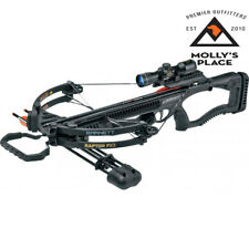 Barnett 78226, Black Raptor FX2 Deluxe Crossbow Package
