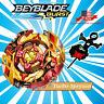 Beyblade Burst Turbo/Cho-Z B-128 STARTER SET Spryzen/Spriggan w/L-R Launcher