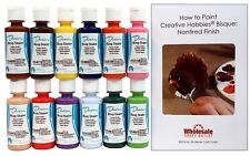 Duncan Oskit-3 Acrylic Paint Set, 12 Best Selling Colors in 2 Ounce Bottles