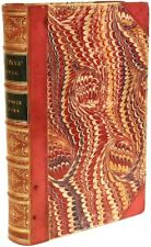 DICKENS, Charles - The Pickwick Papers - c. 1890 - IN A FINE LEATHER BINDING