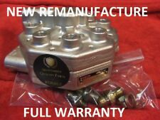 NEWLY REMANUFACTURED  560SEC 560SEL 420SEL 560SL Mercedes 8CYL Fuel Distributor