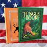NEW The Jungle Book Rudyard Kipling Slipcase Hardcover Illustrated Gift Edition