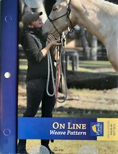 """Savvy Lesson Issue 69 October 2012 """"On Line: Weave Pattern"""""""