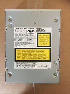Creative Technology  DVD6240E  6X IDE DVD-ROM DRIVE.