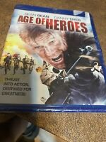 Age of Heroes (Blu-ray) Sean Bean, Danny Dyer - NEW & Sealed -